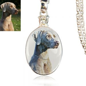Sterling Silver Memory Necklace, #117