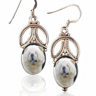 Sterling Silver Memory Earrings #44