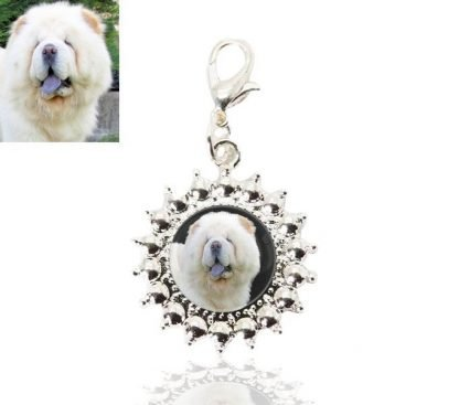 Personalized Photo Charm for Charm Bracelet