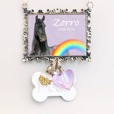 Pet Memorial Mini Plaques