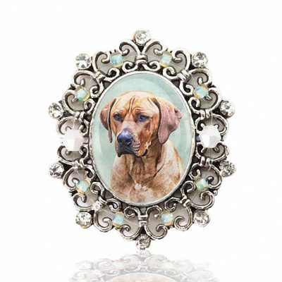 Photo Keepsake Victorian Brooch