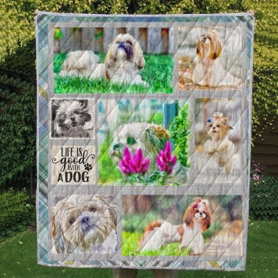 Beautiful Unique Customized Photo Art Quilt