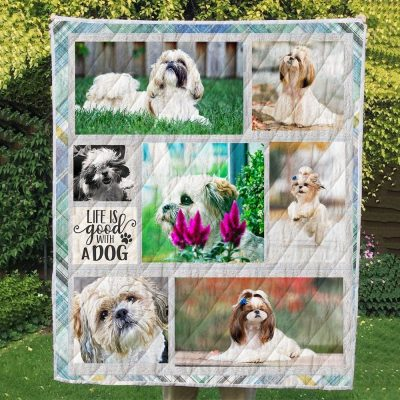 Beautiful Unique Customized Photo Quilt